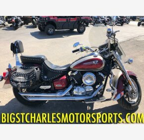 2004 Yamaha V Star 1100 for sale 200720086