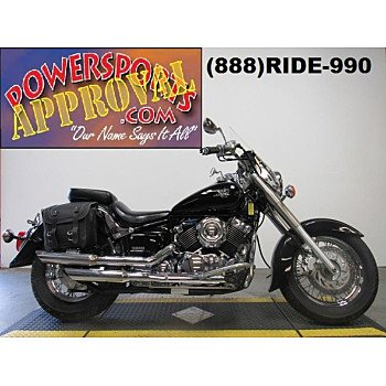 2004 Yamaha V Star 650 for sale 200598830