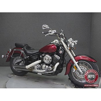 2004 Yamaha V Star 650 for sale 200619925