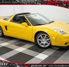 2005 Acura NSX for sale 101130254