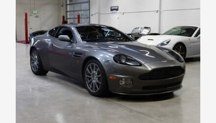 2005 Aston Martin Vanquish S for sale 101457368