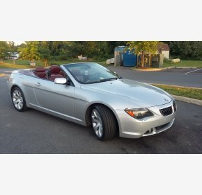 2005 BMW 645Ci Convertible for sale 100787640