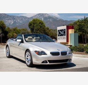 2005 BMW 645Ci Convertible for sale 101187211
