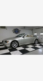 2005 BMW 645Ci Convertible for sale 101220000