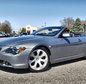 2005 BMW 645Ci Convertible for sale 101319054