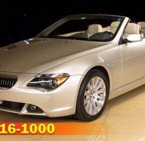 2005 BMW 645Ci for sale 101384440