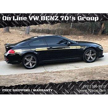 2005 BMW 645Ci for sale 101425926
