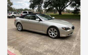 2005 BMW 645Ci Convertible for sale 101627284