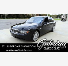 2005 BMW 760i for sale 101276205
