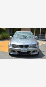 2005 BMW M3 Coupe for sale 101164519
