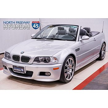 2005 BMW M3 Convertible for sale 101325138