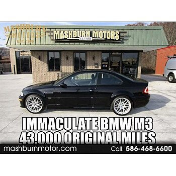 2005 BMW M3 Coupe for sale 101404090