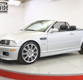 2005 BMW M3 Convertible for sale 101477869