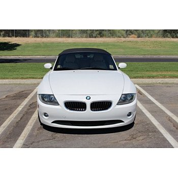 2005 BMW Z4 2.5i Roadster for sale 100988656