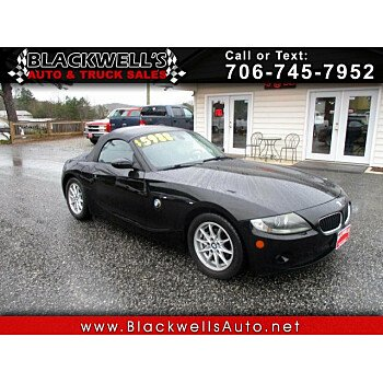 2005 BMW Z4 2.5i Roadster for sale 101287554