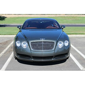 2005 Bentley Continental GT Coupe for sale 100999806