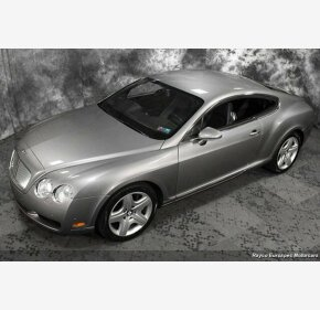 2005 Bentley Continental GT Coupe for sale 101272254