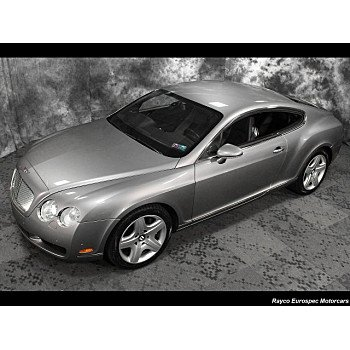 2005 Bentley Continental GT Coupe for sale 101305978