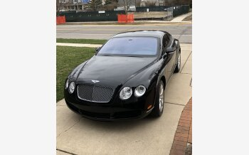 2005 Bentley Continental GT Coupe for sale 101564070