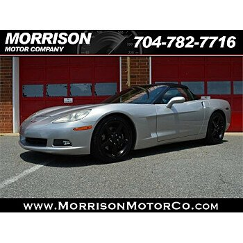 2005 Chevrolet Corvette Convertible for sale 101023066