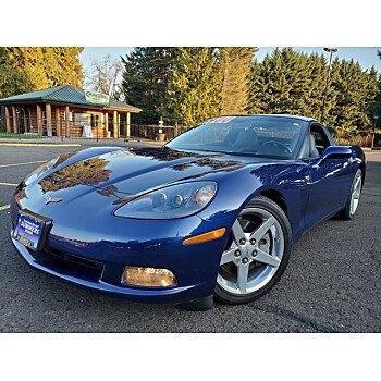 2005 Chevrolet Corvette Coupe for sale 101246243