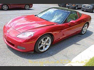 2005 Chevrolet Corvette Coupe for sale 101314507