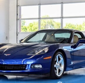 2005 Chevrolet Corvette Coupe for sale 101357223