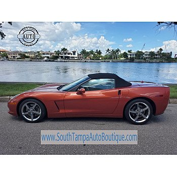 2005 Chevrolet Corvette Convertible for sale 101542883