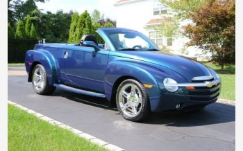 2005 Chevrolet SSR for sale 101032421