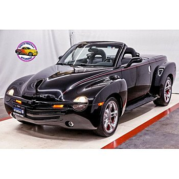 2005 Chevrolet SSR for sale 101100179