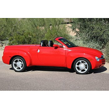 2005 Chevrolet SSR for sale 101167321