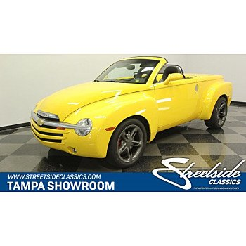 2005 Chevrolet SSR for sale 101172512