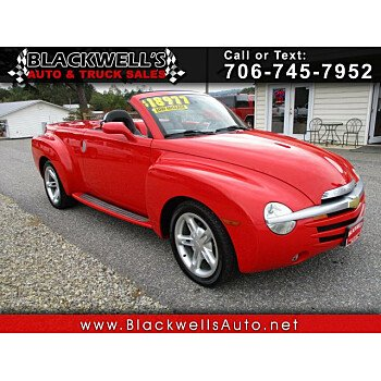2005 Chevrolet SSR for sale 101222478