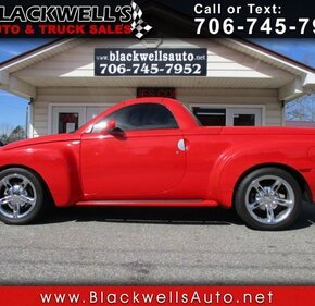 2005 Chevrolet SSR for sale 101450985