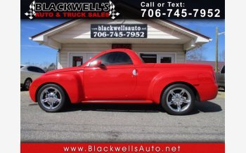 2005 Chevrolet SSR for sale 101450985