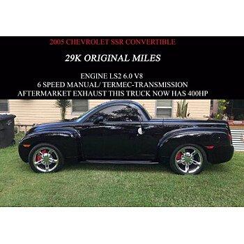 2005 Chevrolet SSR for sale 101588057