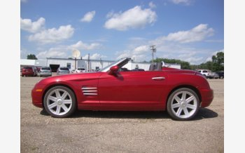 2005 Chrysler Crossfire Convertible for sale 101393376