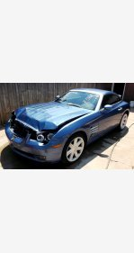 2005 Chrysler Crossfire Limited Coupe for sale 100292857