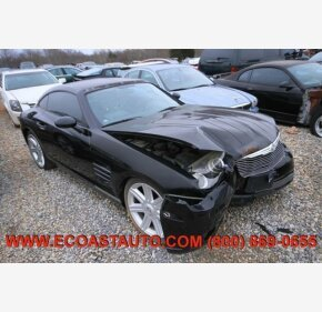 2005 Chrysler Crossfire Coupe for sale 100749552