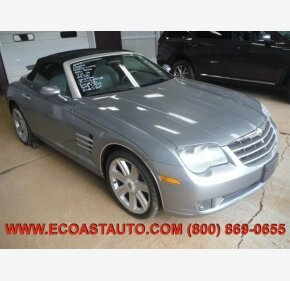 2005 Chrysler Crossfire Limited Convertible for sale 100982673