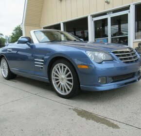 2005 Chrysler Crossfire SRT-6 Convertible for sale 101029505