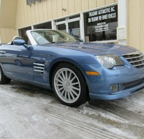 2005 Chrysler Crossfire SRT-6 Convertible for sale 101082632