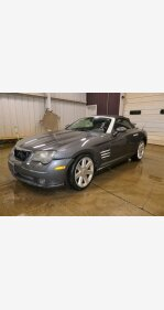 2005 Chrysler Crossfire Limited Convertible for sale 101155676