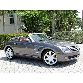 2005 Chrysler Crossfire Limited Convertible for sale 101178672