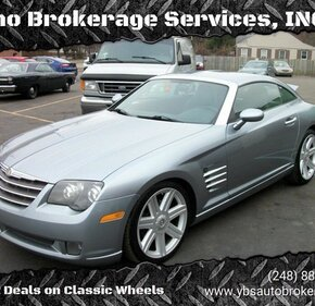 2005 Chrysler Crossfire for sale 101247004