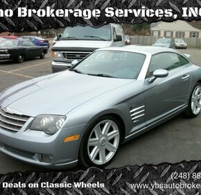 2005 Chrysler Crossfire Limited Coupe for sale 101247004