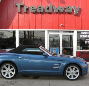 2005 Chrysler Crossfire Limited Convertible for sale 101257119
