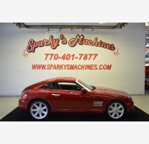 2005 Chrysler Crossfire Coupe for sale 101278292