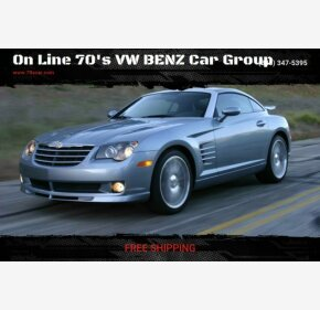 2005 Chrysler Crossfire SRT-6 Coupe for sale 101317202