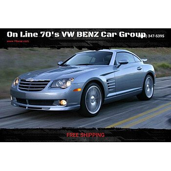 2005 Chrysler Crossfire for sale 101317202